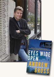 *Eyes Wide Open* author Andrew Gross (photo credit: Jan Cobb)