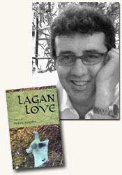 *Lagan Love* author Peter Murphy