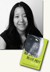 *We Should Never Meet: Stories* author Aimee Phan (photo credit: Nancy Crampton)