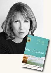 *Bird in Hand* author Christina Baker Kline