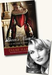 *The Queen's Mistake* author Diane Haeger