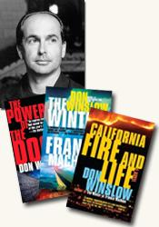 *The Winter of Frankie Machine* author Don Winslow