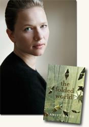 *The Folded World* author Amity Gaige
