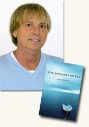 *The Boomerang Kid* author Jay Quinn