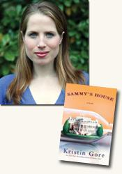 *Sammy's House* author Kristin Gore