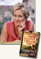 *The Other Queen* author Philippa Gregory