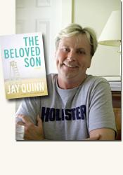 *The Beloved Son* author Jay Quinn