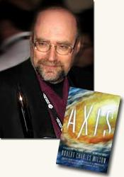 *Axis* author Robert Charles Wilson