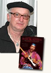 *Rock Gods: Forty Years of Rock Photography* author Robert Knight