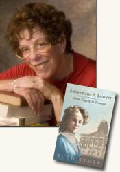 *Susannah, a Lawyer* author Ruth Rymer