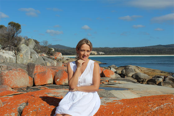 Photo courtesy author Poppy Gee