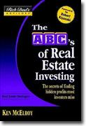 Rich Dad's Advisors�: The ABC's of Real Estate Investing - The Secrets of Finding Hidden Profits Most Investors Miss