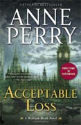 *Acceptable Loss: A William Monk Novel* by Anne Perry