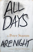 Buy *All Days are Night* by Peter Stammonline