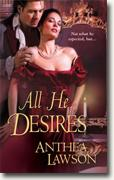 Buy *All He Desires* by Anthea Lawson online