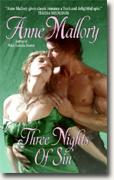 Buy *Three Nights of Sin* by Anne Mallory online