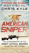 Buy *American Sniper: The Autobiography of the Most Lethal Sniper in U.S. Military History* by Chris Kyle with Scott McEwen and Jim DeFelice online