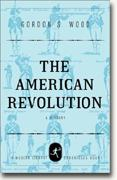 *The American Revolution* bookcover