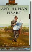 Buy *Any Human Heart: The Intimate Journals of Logan Mountstuart: A Novel* online