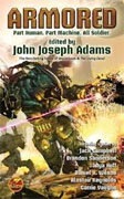 *Armored* by John Joseph Adams, editor