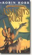 Assassin's Quest bookcover