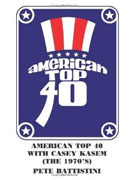 Buy *American Top 40 with Casey Kasem (The 1970s)* by Pete Battistini online