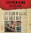 Buy *11/22/63* by Stephen King in abridged CD audio format online