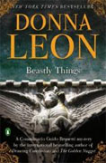 *Beastly Things: A Commissario Guido Brunetti Mystery* by Donna Leon