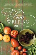 Buy *Best Food Writing 2011* by Holly Hughes online