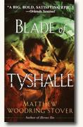 Get *Blade of Tyshalle* delivered to your door!