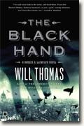 *The Black Hand: A Barker and Llewelyn Novel* by Will Thomas
