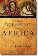 Buy *The Blessing of Africa: The Bible and African Christianity* by Margaret Hathaway, photos by Karl Schatz online