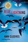 Buy *Blue Lightning (A Shetland Island Thriller)* by Ann Cleeves online