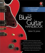Buy *The Blues Guitar Handbook: A Complete Course in Techniques and Styles* by Adam St. James online