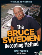 Buy *The Bruce Swedien Recording Method (Legacy)* by Bruce Swedien and Bill Gibsononline