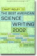 Buy *The Best American Science Writing 2002* online