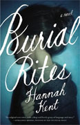 Buy *Burial Rites* by Hannah Kentonline