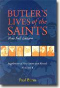Buy *Butler's Lives of the Saints: Supplement of New Saints & Blesseds* online