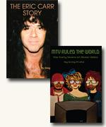 *The Eric Carr Story* and *MTV Ruled the World: The Early Years of Music Video* by Greg Prato
