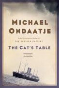 Buy *The Cat's Table* by Michael Ondaatje online