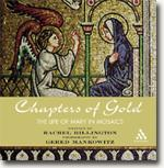 Buy *Chapters of Gold: The Life Of Mary In Mosaics* by Rachel Billington and Gered Mankowitz online