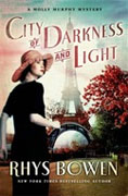 *City of Darkness and Light (Molly Murphy Mysteries)* by Rhys Bowen
