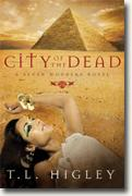 *City of the Dead (Seven Wonders Series #2)* by T.L. Higley