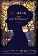 Buy *Clara and Mr. Tiffany* by Susan Vreeland online