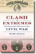 Buy *Clash of Extremes: The Economic Origins of the Civil War* by Marc Egnal online