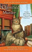 *Classified as Murder (A Cat in the Stacks Mystery)* by Miranda James
