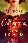 Buy *The Collector of Dying Breaths* by M.J. Rose online