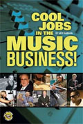 Buy *Cool Jobs in the Music Business* by Jeffrey Rabhanonline