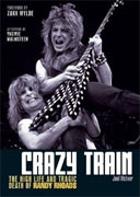 *Crazy Train: The High Life and Tragic Death of Randy Rhoads* by Joel McIver