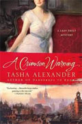 *A Crimson Warning: A Lady Emily Mystery* by Tasha Alexander
